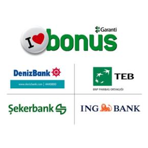 Bonus Özelliği Taşıyan Bankalar