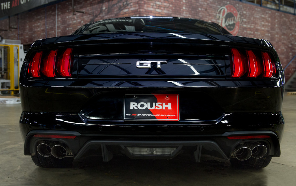 2018 roush active exhaust is here