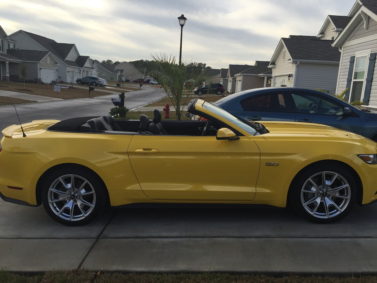 2015 Foose Mustang Gt500