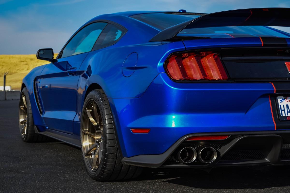 5 0 Mustang 2015 Black All