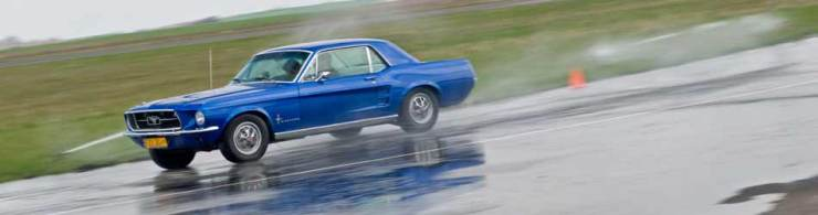 Ford Mustang I generacja