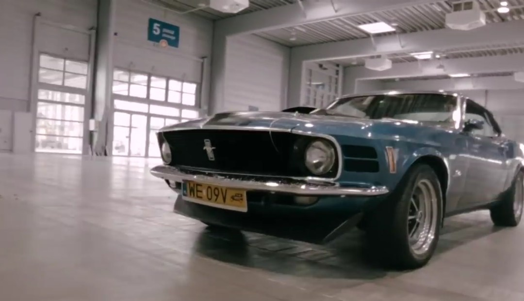 Happy Birthday Ford Mustang