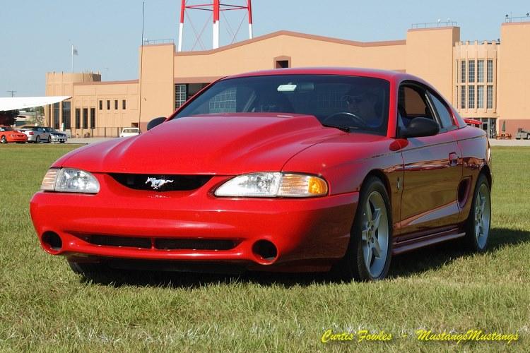 Mustang S 02 10 97 Hood