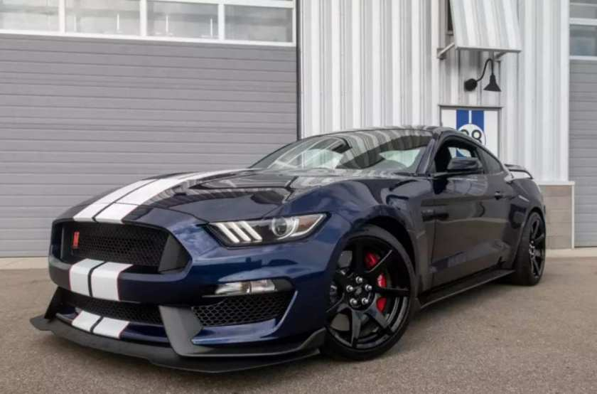 2020 Ford Mustang GT350