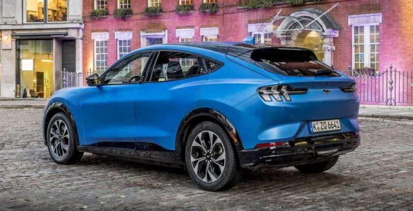 2021 Ford Mach-E