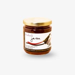 Henderson Farms Rhubarb Jam
