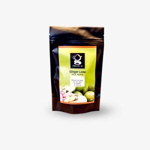 Ginger Lime Fruit Tisane Tea