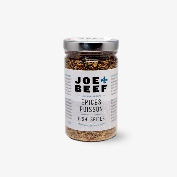Joe Beef Fish Spices
