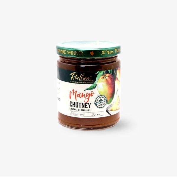 Rootham Gourmet Preserves Mango Chutney