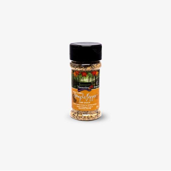 Mild Curry Maple Pepper