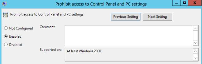 Understanding GPO in Windows Server 2012