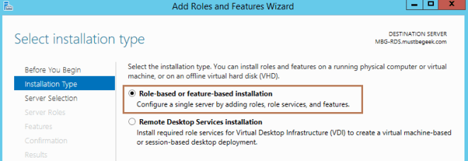 Setup RDS Host Farm in VMware Horizon 6