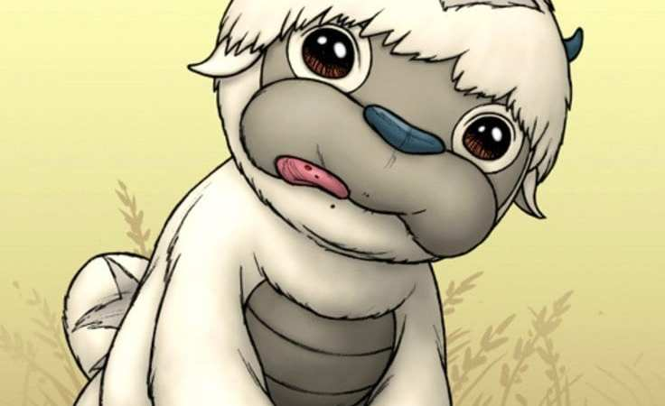 Appa, Maybe the Best Pet Friend a Hero Could Ever Have