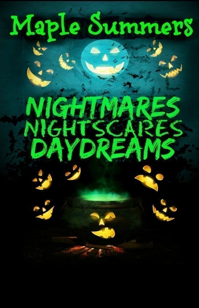 Nightmares Night Scares Daydreams by Maple Summers ebook cover