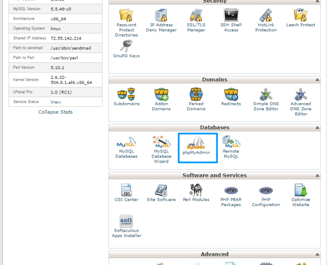 Move WordPress Site to New Hosting using cPanel