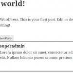 Display Author Bio using Fancier Author Box Plugin in WordPress