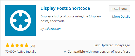 How to Show All WordPress Posts on Single Page
