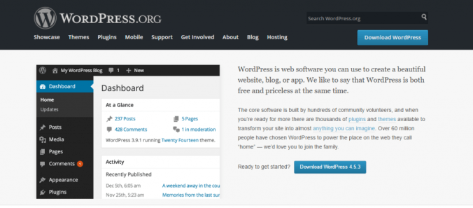 What is Difference Between WordPress.com and WordPress.org