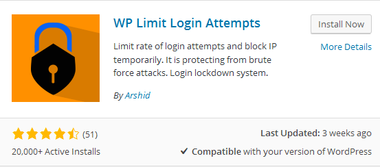 How to Limit Login Attempts in WordPress Website