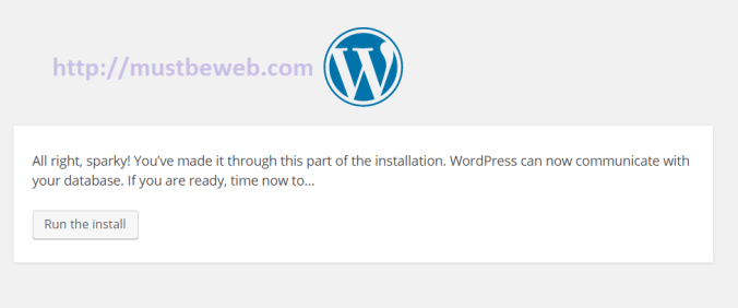 How to Install WordPress on Windows Computer Using WAMP