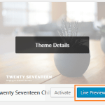 How to Create Child Theme from Modified Existing Theme
