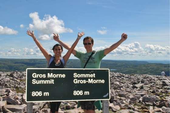 Gros Morne Summit