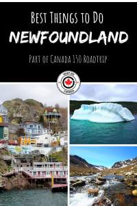 Best Things to Do in Newfoundland
