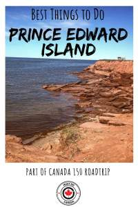 Best Things in Prince Edward Island