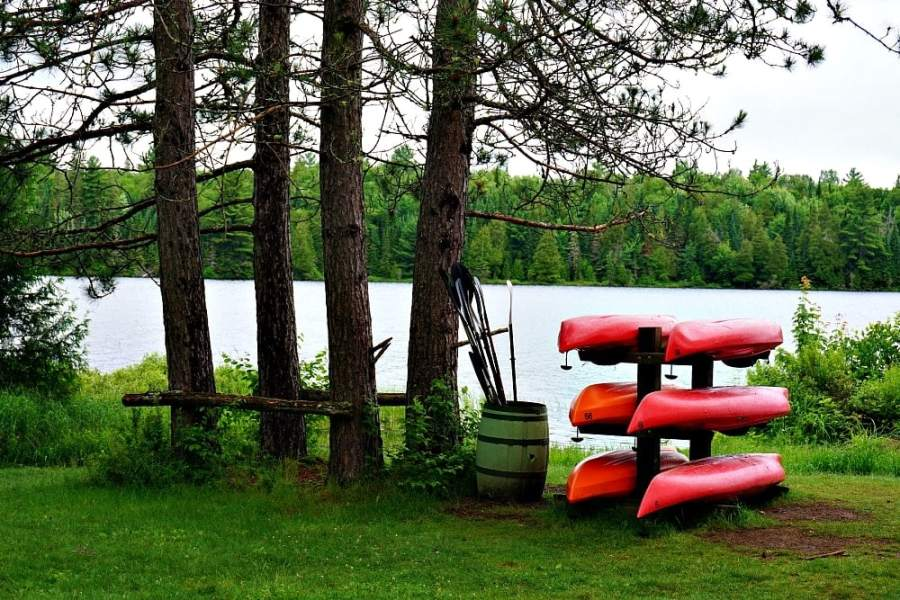 things to do in algonquin provincial park