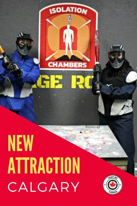 best things To do in Calgary rage room