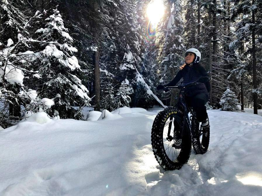 Fat Tire Biking British Columbia
