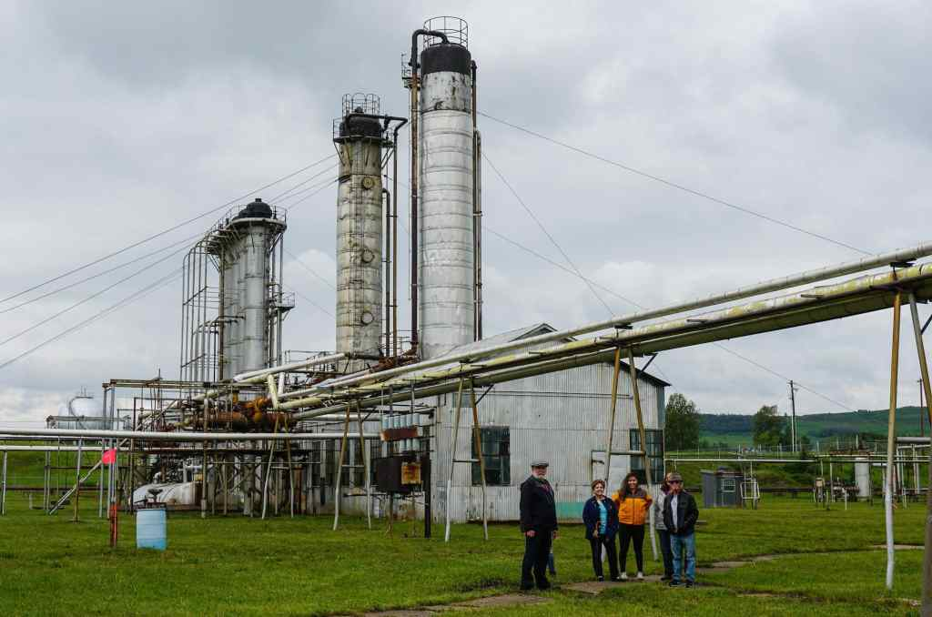 Turner Valley gas plant