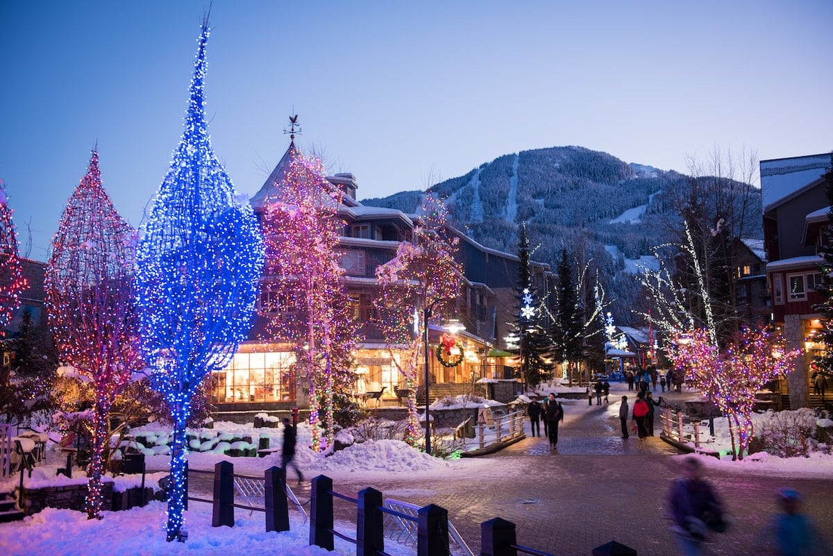Best Things To Do In Whistler Winter Activities