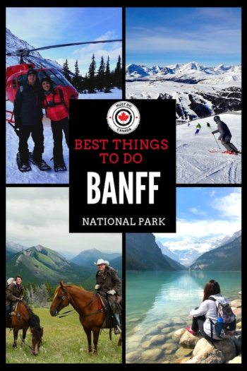 best things to do in banff national park