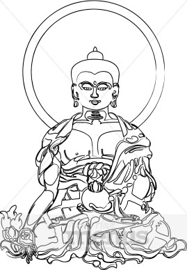 Buddha Clipart International Food Images