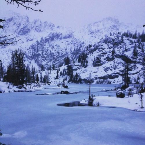 Leavenworth winter WA