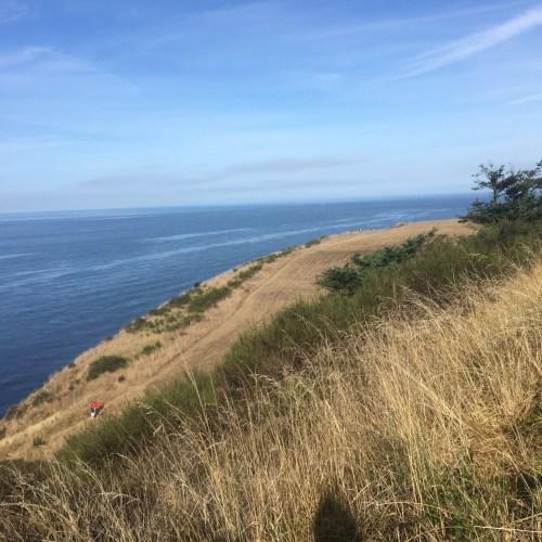 Whidbey Island hike WA