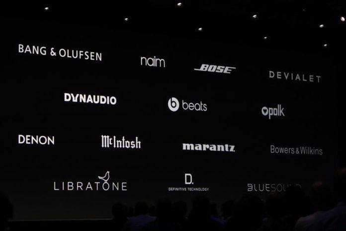 Brands Behind Apple AirPlay 2