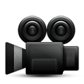 Movie Camera - Snapchat Trophies