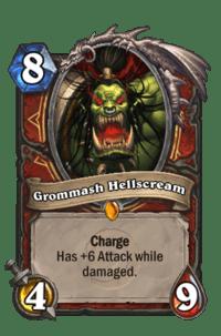 Grommash Hellscream
