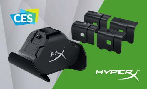 HyperX ChargePlay Duo