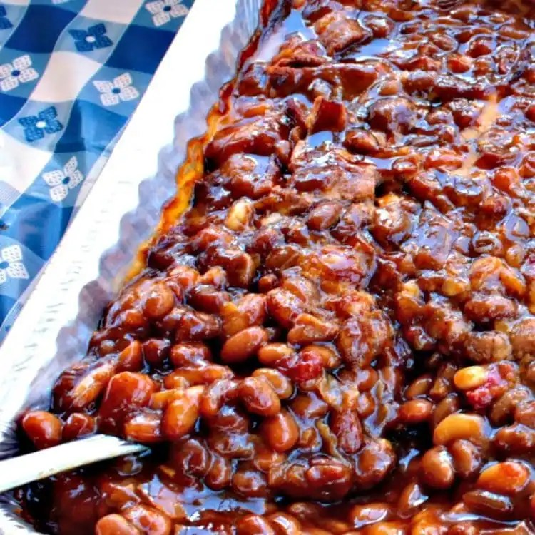 Grandma's Real Southern Baked Beans