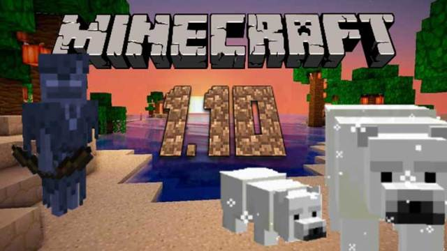 Everything You Need to Know About the Minecraft 1.10 Update