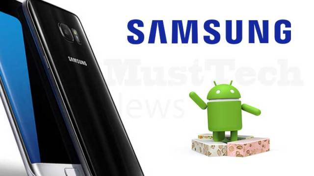 Samsung Starts Rolling Out Android 7 Nougat in Galaxy S7 and S7 Edge
