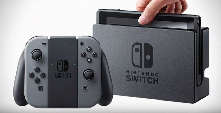 Nintendo Plans Third-Party Support for Switch