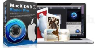 MacX DVD Ripper Pro - Copy DVD To Hard Disk In No Time