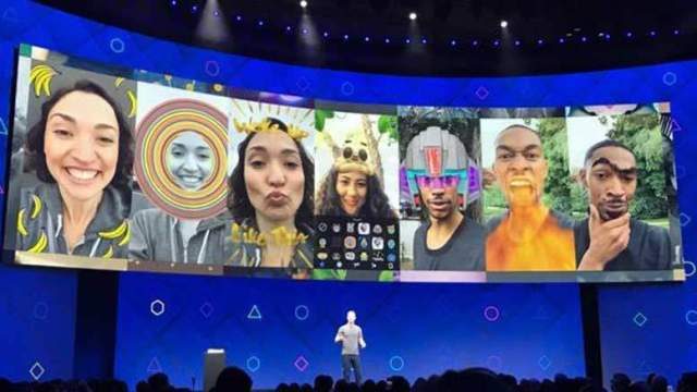 Facebook's camera platform for developers to set in improved reality motion
