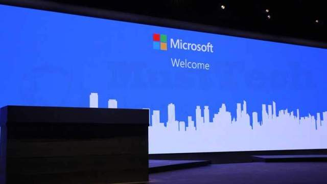 Hardware Event by Microsoft on 2nd May