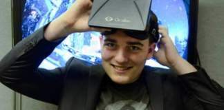 Oculus Founder to leave Facebook