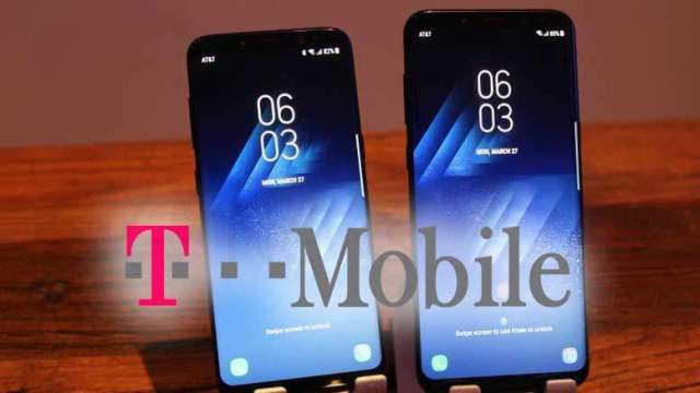 T-Mobile to ship the Samsung Galaxy S8 Early